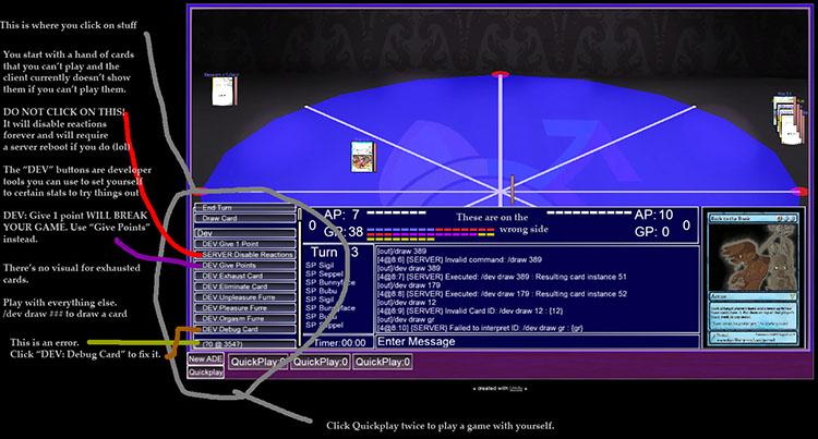 Furoticon Online June 2013 Pre-Alpha